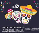 Day of the Dead Fiesta : Picasso's Mexican Taqueria