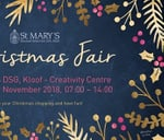 Christmas Fair : St Mary's DSG, Kloof
