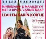 Piekniekkonsert / Picnic Concert: Leah & Karin Kortje : Afrikaanse Taalmonument
