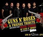 Guns N' Roses Tribute - Hillcrest Quarry - Cape Town : Hillcrest Quarry