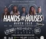 Hands Like Houses Live in JHB 2019 : Sundowners (Alberton)