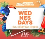 I Love Wednesdays | 25 September : AZAR Fridays