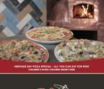 Heritage Day All you can eat Pizza : The Aviator - OR Tambo International