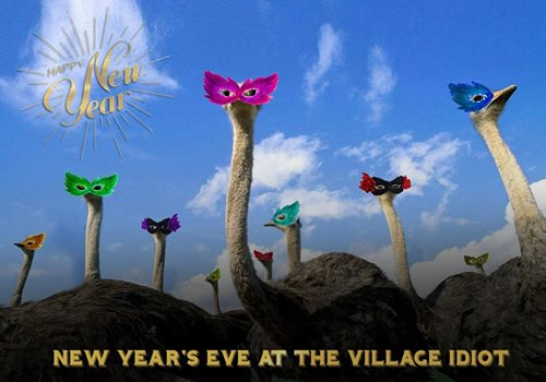 NYE at TVI : The Village Idiot