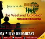 Family Day Live Broadcast on The Weekend Explosion : Lotus FM