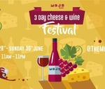 3 Day Cheese & Wine Festival : Mojo Market