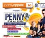 Penny for a Laugh - Cape Town : Cape Town International Convention Centre (CTICC)