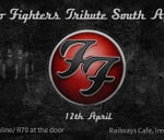 Foo Fighters Tribute South Africa : Railways Cafe