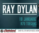 Ray Dylan at Platteland : Platteland
