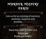 Murder Mystery Party : L'Ermitage Franschhoek Chateau & Villas