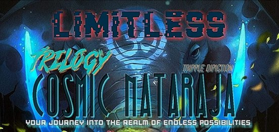 Limitless Xp presents - Cosmic Nataraja 3_Trilogy_||| : Cape Town, Western Cape