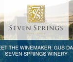 Meet the Winemaker – Gus Dale of 7 Springs Winery : Mountain Manor Guest House and Self-Catering
