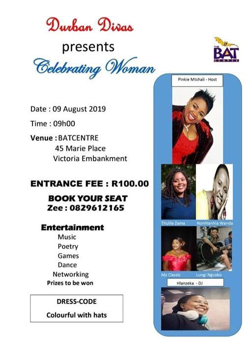 Durban Divas Celebrating Woman's : BAT Centre
