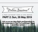 The Nature Sessions Yoga & Hike | Part 2: Fly : Giba Gorge