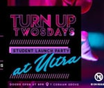 Turn Up Twosdays - Student Party ft R2 Drinks : ULTRA Friday's Durban