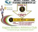 Kagiso Striders AC attending_@_Comrades Marathon 2019 : Durban, KwaZulu-Natal