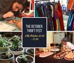 The October Novalis Thrift Fest : The Novalis Ubuntu Institute