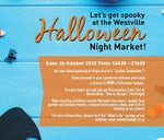 Westville Halloween Night Market - 26 October : Westville Mall