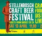 Stellenbosch Craft Beer Festival - April Edition 2019 : Jan Marais Nature Reserve