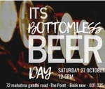 Bottomless BEER DAY : Robsons Real Beer