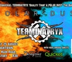 Terminatryx, Polar Dust, Holo live at Trenchtown! : Trenchtown