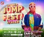 The JUMP OFF - October Jumpfest Picnic : Ubuntu Kraal Beer Garden
