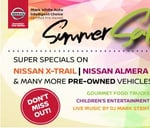 Summer Sale Fest | Mark White Nissan Intelligent Choice : Mark White Nissan Intelligent Choice