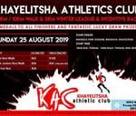 Khayelitsha AC 10km & 5km Winter League & Incentive Race : Mandela Park-Kayelitsha Stadium