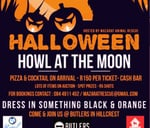 Halloween Howl At The Moon hosted by Mazarat Animal Rescue : Restaurant