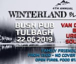 Winterland Blues Festival 2019 : Bush Pub Tulbagh