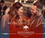 Valentine's Day at Kievits Kroon : Kievits Kroon Faircity Hotel