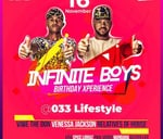 Infinite Boys Bday Xperience at 033 Lifestyle in PMB : 033 Lifestyle