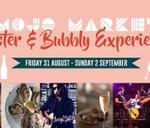 MOJO Market Oyster & Bubbly Experience : Mojo Market