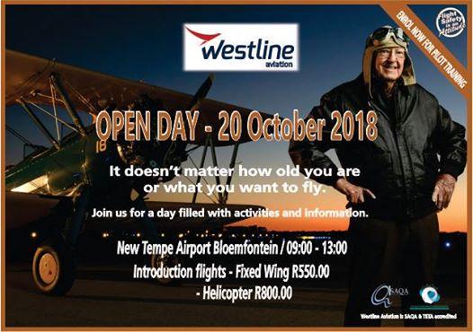 Westline Aviation Open Day : Westline Aviation
