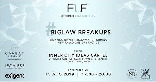 BigLaw BreakUps : Ideas Cartel