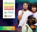 Sun El Musician and Simmy / Sjava : Kirstenbosch Summer Sunset Concerts