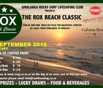 Rox Beach Classic 2019 : Umhlanga Rocks Surf Lifesaving Club