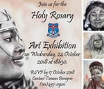HS Art Exhibition 2018 : Holy Rosary School