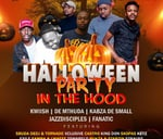 HALLOWEEN PARTY IN THE HOOD 3RD EDITION : Paradise Bar &Grill