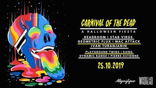 Magnifique: Carnival of the Dead CPT (A Halloween Fiesta) : Wonderland Club