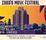 Zakifo - 01 June Ben Harper, Asa, Beatenberg, Red Robyn : Durban Botanic Gardens