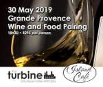Grande Provence Wine & Food Pairing : Turbine Hotel & Spa