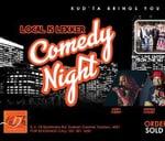 Local Is Lekker Comedy Night : KuD'Ta