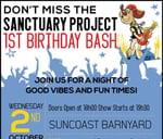 Sanctuary Project 1st Birthday Bash : Suncoast Barnyard