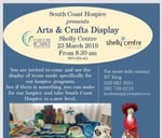 Arts and Crafts Stand at Shelly Centre 23 March 2019 : Shelly Centre