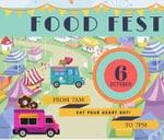 Blos Cafe Food Festival : Blos Cafe