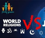 World Religions vs Jesus (Family Service) : Upside Down church