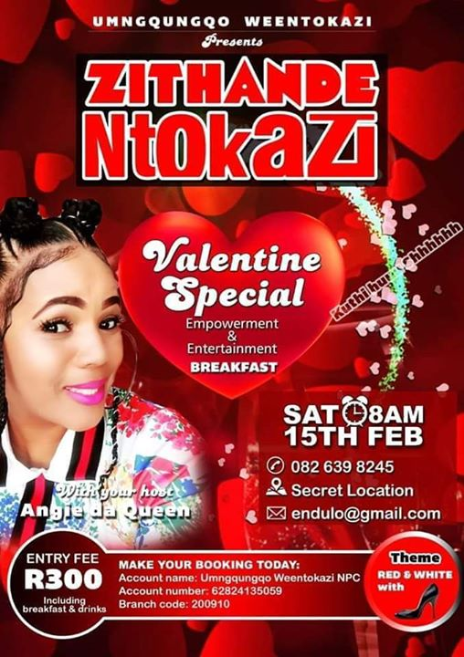 Zithande Ntokazi Valentines Special Annual Women Event : V&A Waterfront