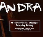 At the courtyard presents Andra : at the courtyard