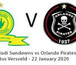 Mamelodi Sundowns vs Orlando Pirates : Loftus Versfeld Stadium